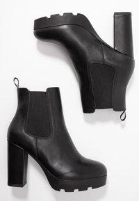 Anna Field Select - Stivaletti con tacco - black - 3
