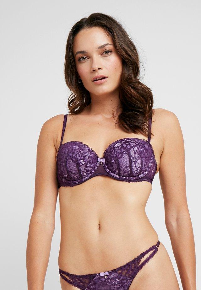 SEXY BALCONY BRA - Balconette bra - lilac