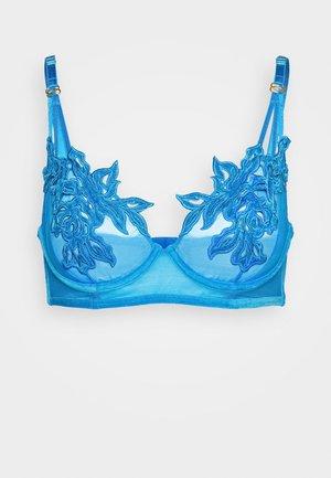 SENSUAL SIREN NON PAD BRA - Underwired bra - blue