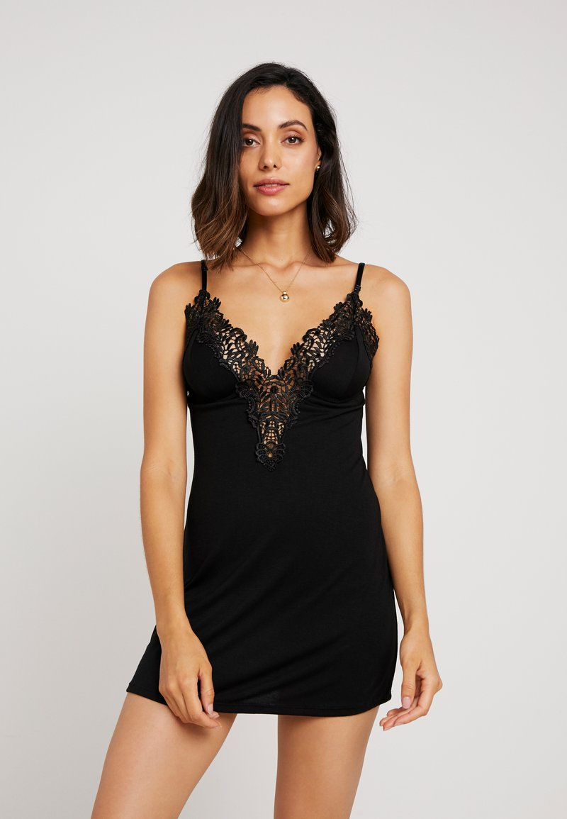 Ann Summers - LUXE IN - Nachthemd - black