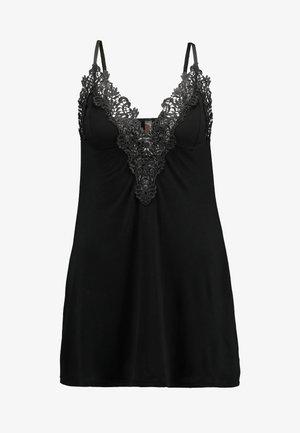 LUXE IN - Noční košile - black