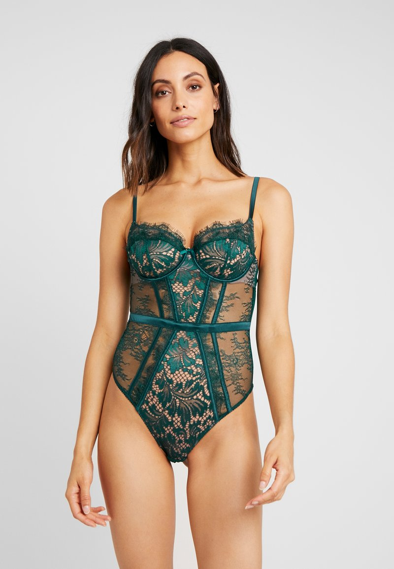 Ann Summers - LOVE ME TRUE - Body - green