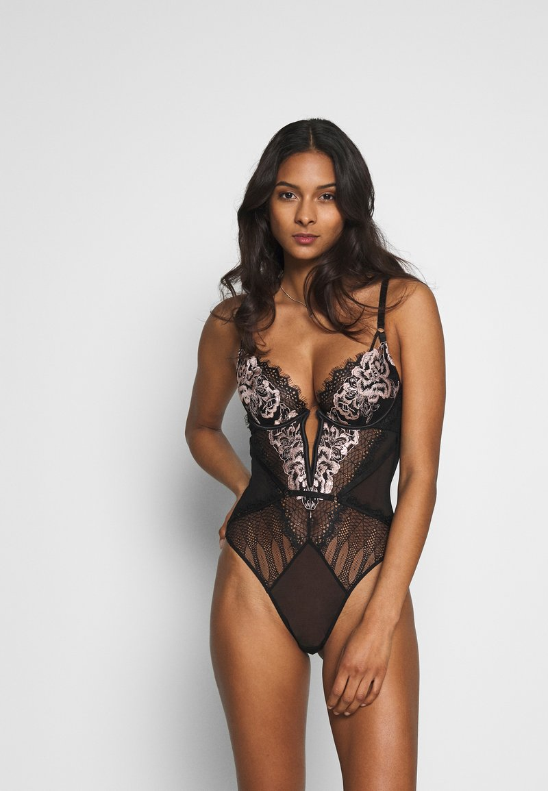 Ann Summers - SULTRY EVENING BODY - Body - gold/black