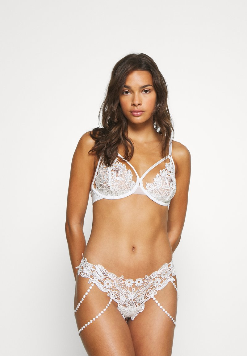 Ann Summers - NEVA SET - Alusasusetti - cream