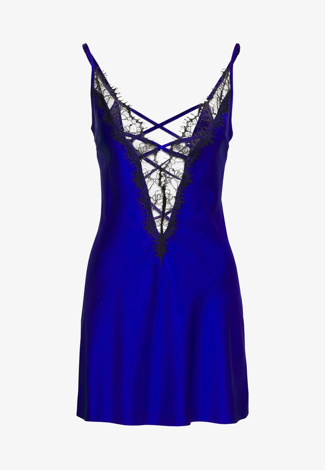 CHERRYANN CHEMISE - Camicia da notte - cobalt