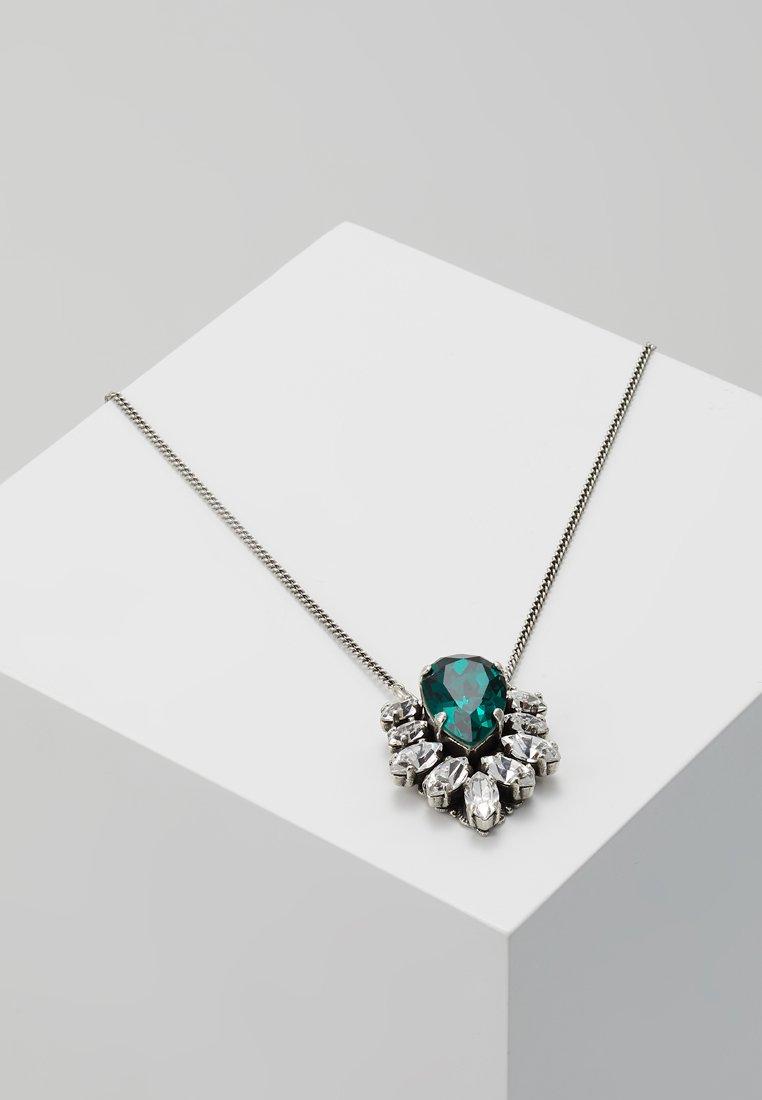 Anton Heunis - SMALL CLUSTER PENDANT - Collar - all antique silver-coloured