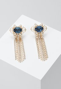 Anton Heunis - Earrings - blue /gold-coloured - 0