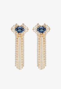 Anton Heunis - Earrings - blue /gold-coloured - 4