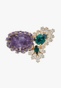 Anton Heunis - Jiné - purple/green/gold-coloured - 1