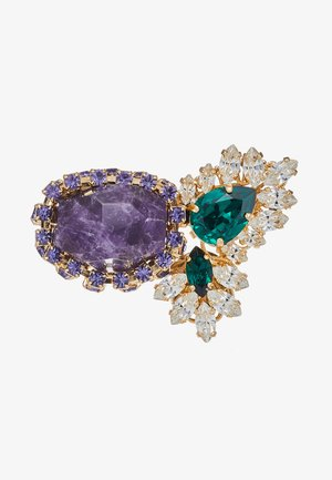 Accessoires - purple/green/gold-coloured