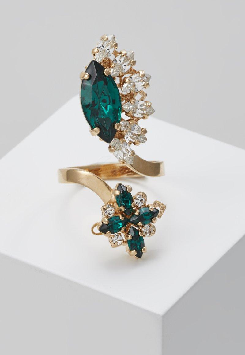Anton Heunis - Ring - green/gold