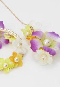 Anton Heunis - Earrings - lilac - 2