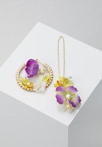 Anton Heunis - Earrings - lilac - 0