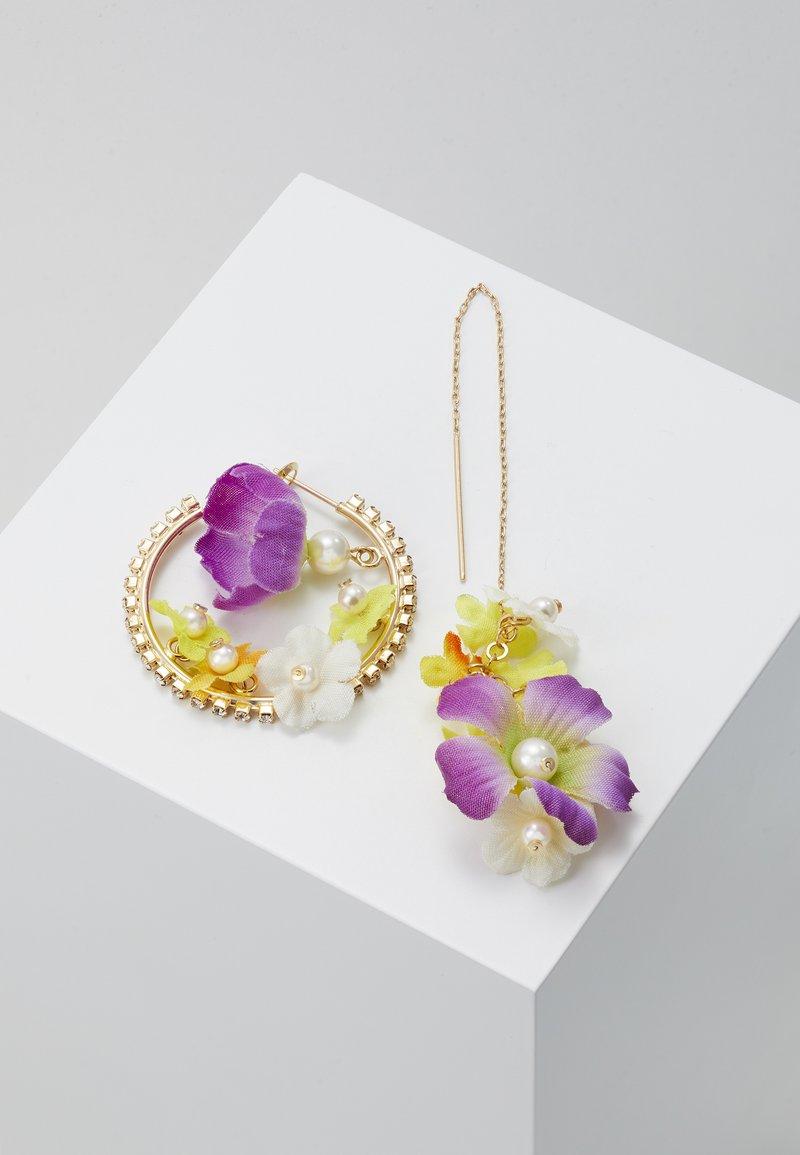 Anton Heunis - Earrings - lilac