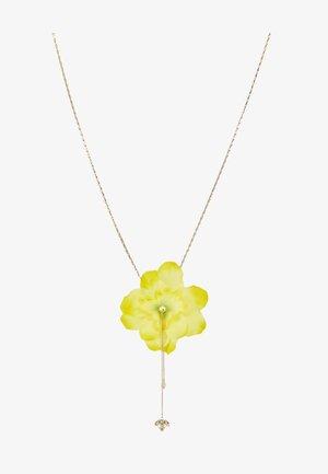 Halsband - yellow