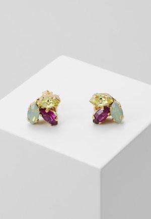 Earrings - multicolored
