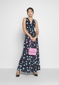 Anna Field Tall - MAXI WITH TWIST - Robe longue - black / blue - 1