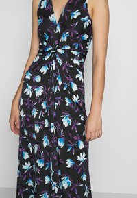 Anna Field Tall - MAXI WITH TWIST - Robe longue - black / blue - 4