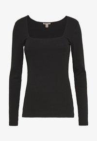 Anna Field Tall - T-shirt à manches longues - black - 3