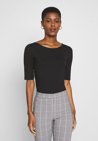 Anna Field Tall - Langarmshirt - black - 0