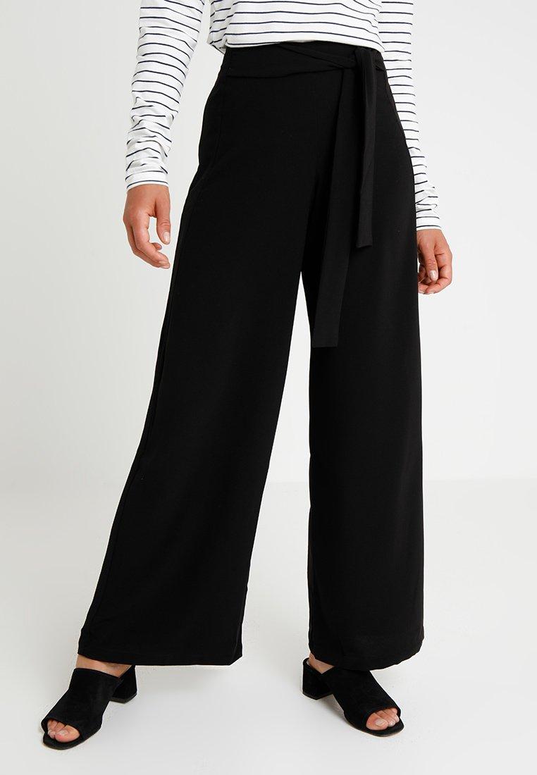 Anna Field Petite - Pantalon classique - black