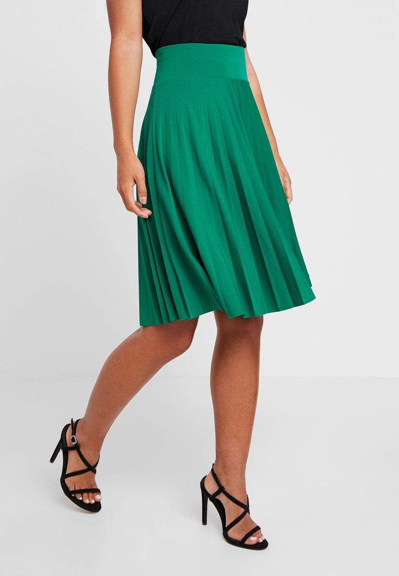Anna Field Petite - A-line skirt - ultramarine green