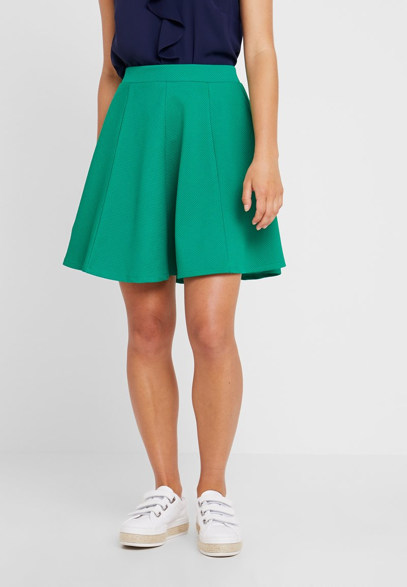 Anna Field Petite - Áčková sukně - bosphorus