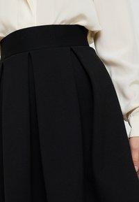 Anna Field Petite - A-snit nederdel/ A-formede nederdele - black - 4