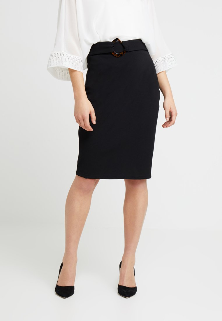 Anna Field Petite - Blyantnederdel / pencil skirts - black