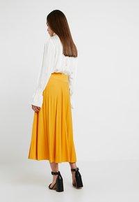Anna Field Petite - A-Linien-Rock - sunflower - 2