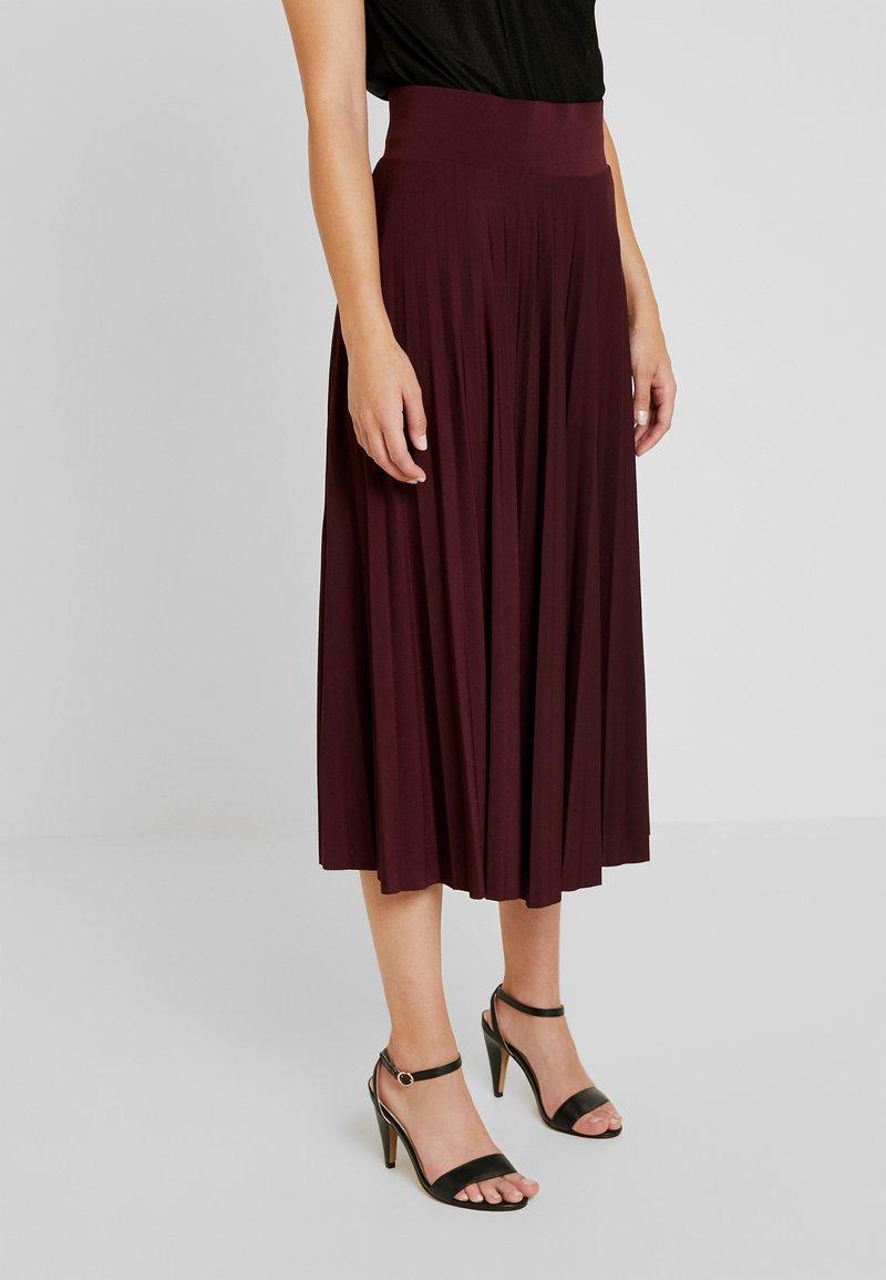 Anna Field Petite - Áčková sukně - winetasting