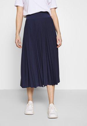 Jupe trapèze - blue