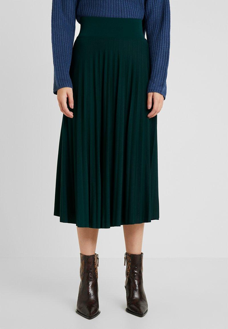 Anna Field Petite - A-line skirt - scarab