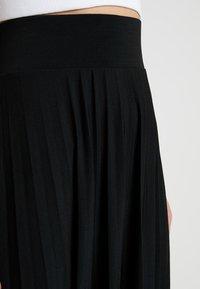 Anna Field Petite - Áčková sukně - black - 4
