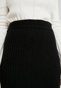 Anna Field Petite - Jupe crayon - black - 4