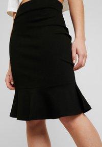 Anna Field Petite - Pencil skirt - black - 3