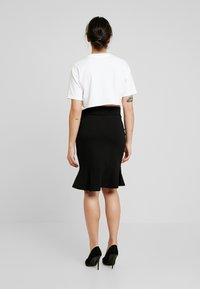 Anna Field Petite - Pencil skirt - black - 2