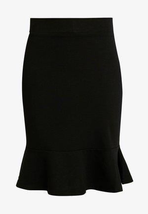 Pouzdrová sukně - black