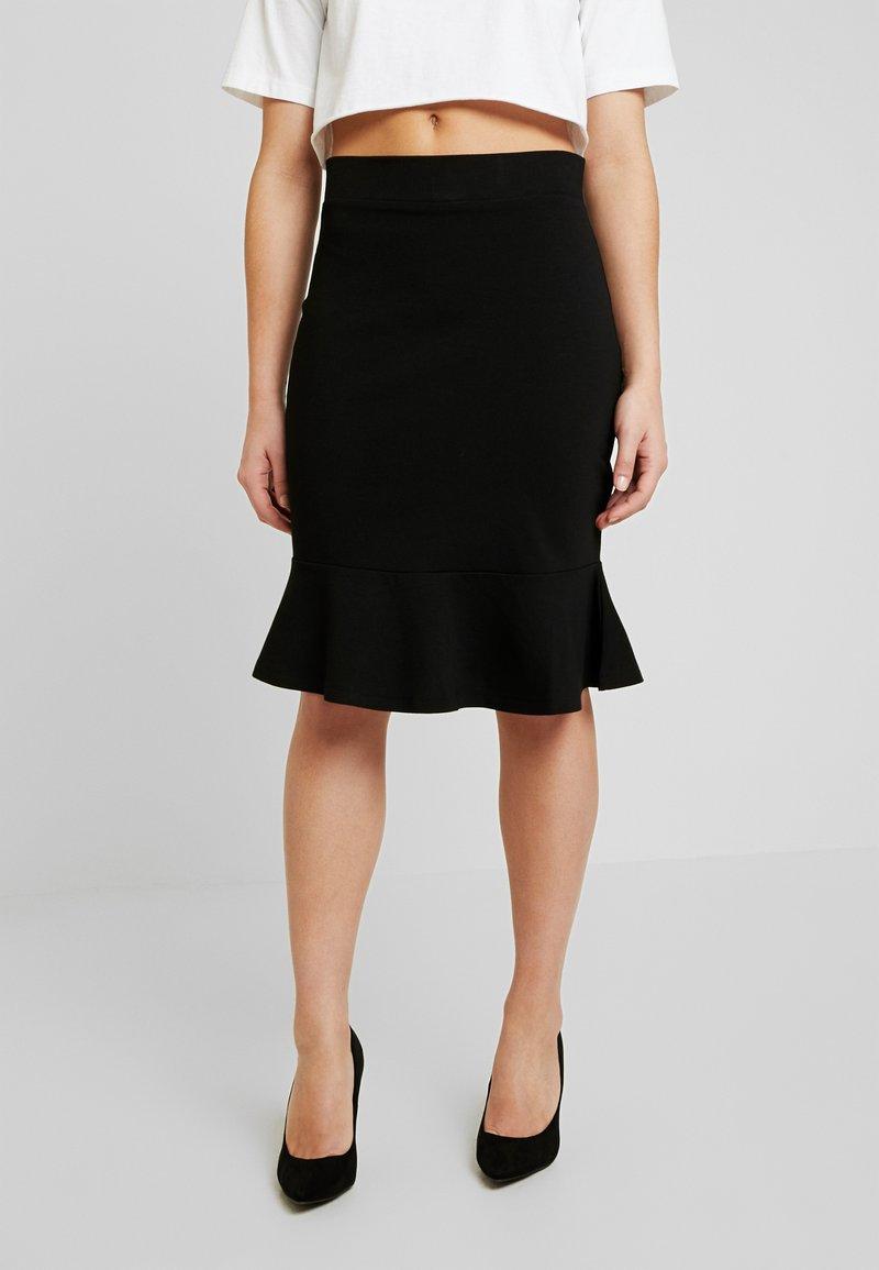 Anna Field Petite - Pencil skirt - black
