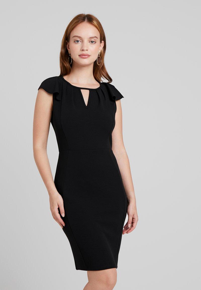 Anna Field Petite - Shift dress - black
