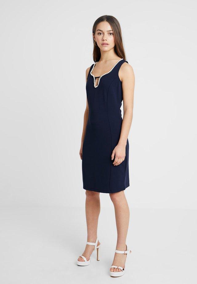 Robe fourreau - maritime blue
