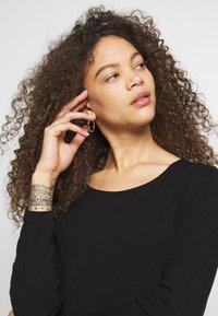 Anna Field Petite - Jersey dress - black - 3