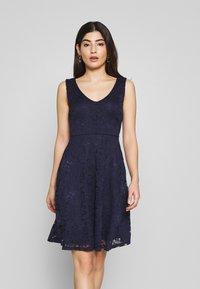 Anna Field Petite - Koktejlové šaty/ šaty na párty - maritime blue - 0
