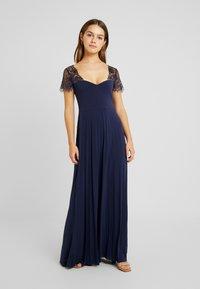 Anna Field Petite - Cocktailkleid/festliches Kleid - maritime blue - 0