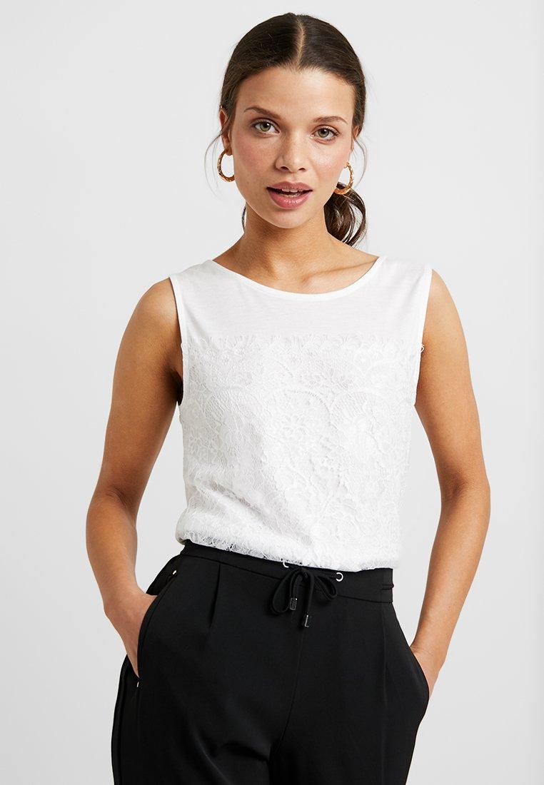 Anna Field Petite - Top - off-white