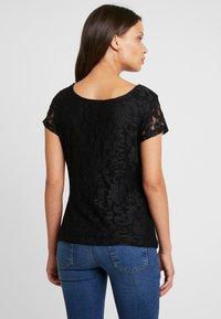 Anna Field Petite - T-shirts med print - black - 2