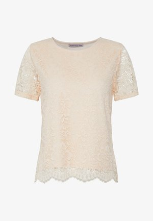 Blouse - champagne
