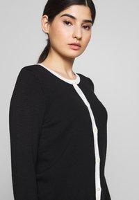 Anna Field Petite - Kardigan - black/white - 3