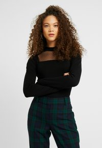 Anna Field Petite - Jumper - black - 0