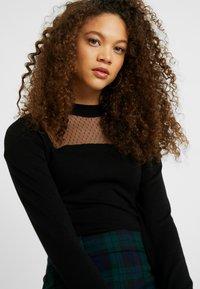 Anna Field Petite - Jumper - black - 3